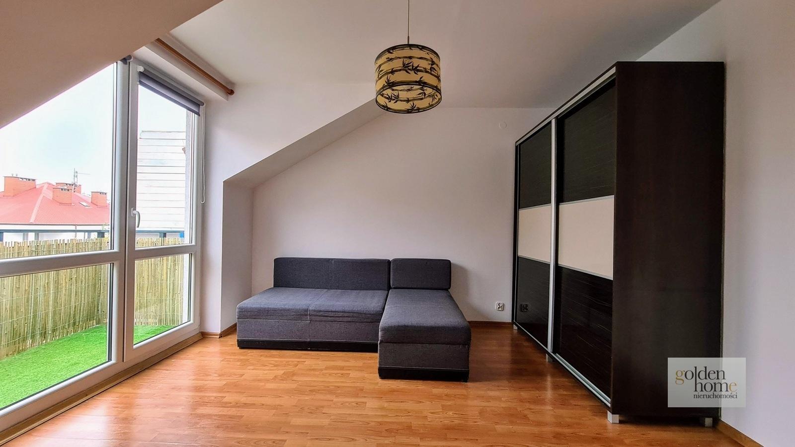 Przestronne mieszkanie w nowszym bloku na zielonym Strzeszynie